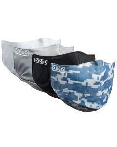 Reusable Cloth Mask With Filter